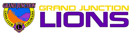 Grand Junction Lions Club Gives to STRiVE